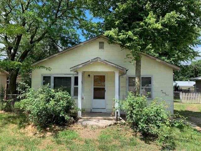 For Sale: 233 N Jones St, El Dorado KS